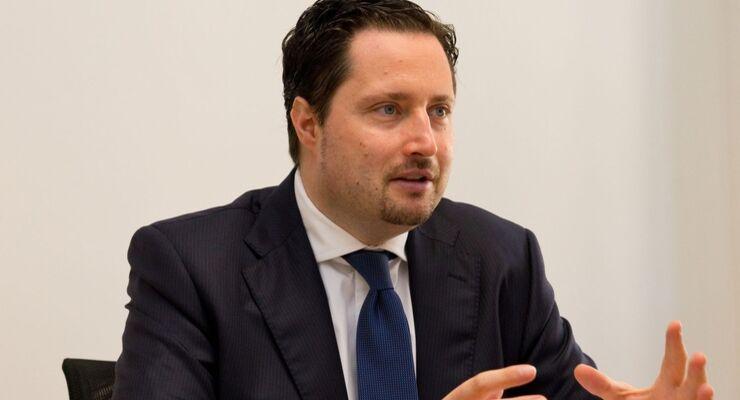 Roman Mathyssek, Lkw-Analyst, Industrieberater