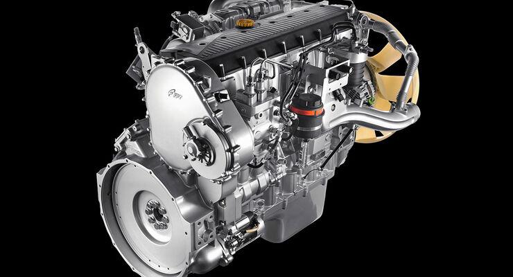 SCR-only-Technologie von Iveco, Motorenbaureihe