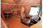 Scania 730 Longline, Luxuriös, Kabine