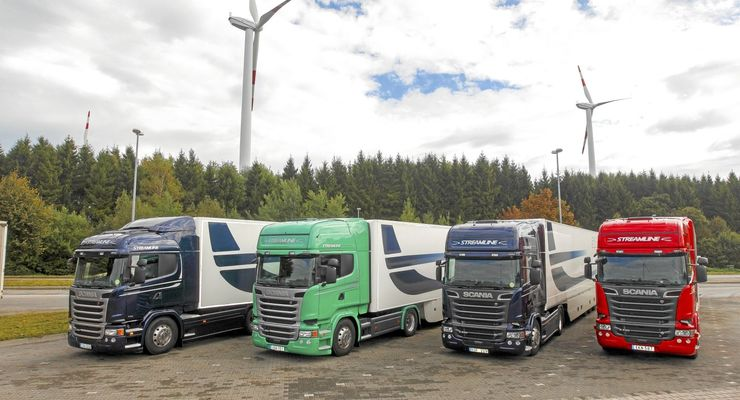 Scania, Lkw