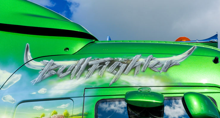 """Scania R 500 """"""""Bullfighter"""""""""""