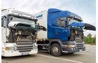 Scania R440 4x2/6x2, Vergleich, Fahrgestell, Zugmaschine