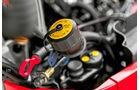 Scania R730 Topline, Fahrzeuge, Test, Strimline, Ölstandskontrolle