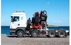 Scania R730 mit Fassi-Ladekran in 1_:_50, Poul Moller, Fassi-Kran