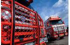Scania-Sammlung in Orange, Verbeek, Trucks