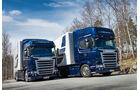 Scania Streamline, Sattelzugmaschinen