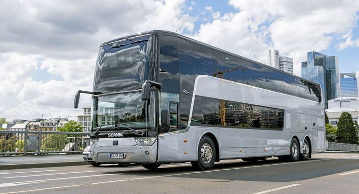 Scania Van Hool TDX 27 Astromega