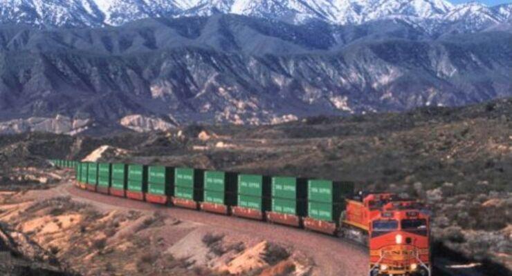 Schiene: Von China nach Moskau in 20 Tagen