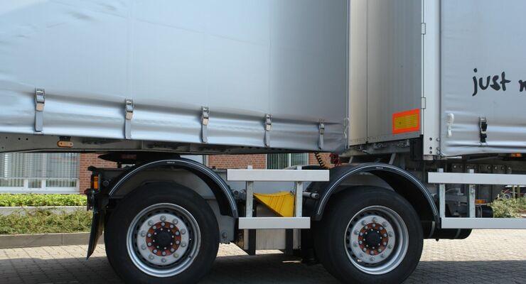 Schmitz Cargobull, Trailer, B-Double, Lang-Lkw