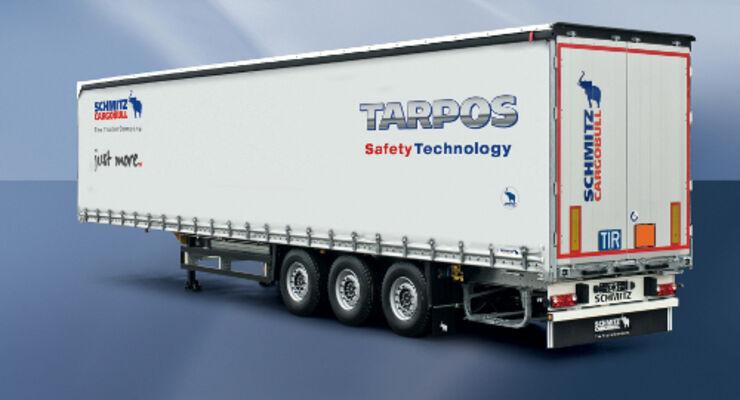 Schmitz Cargobull erhöht Trailerpreise