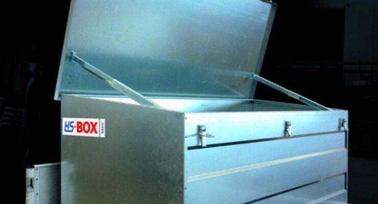 Schoch präsentiert neue HS-Box