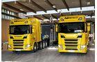 Schwerlasttransport, Scania