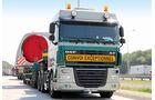 Schwertransporte Begleitung, Convoi, Exceptionnel, DAF