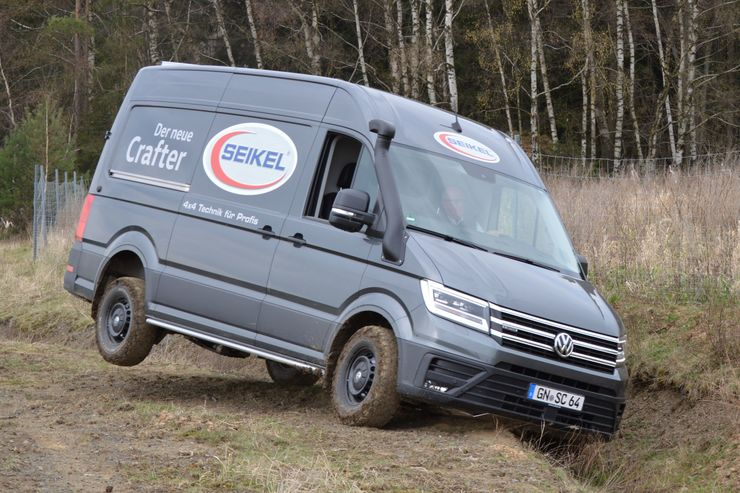 Seikel VW Crafter 4motion