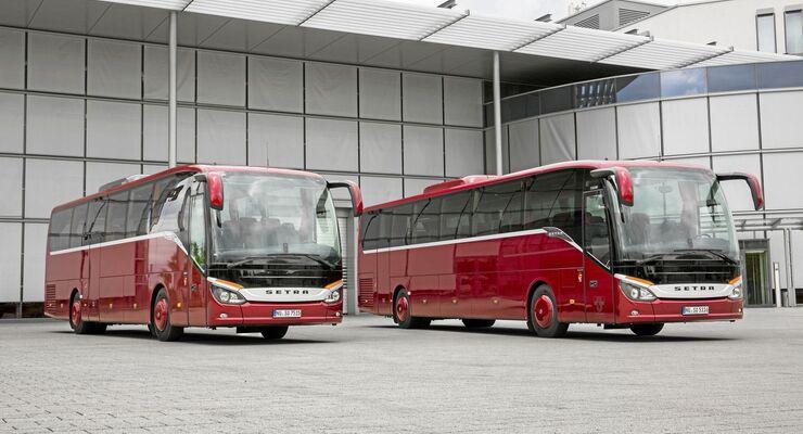 Setra Comfort-Class 500, 2014