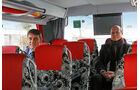 Setra Multiclass S 415 H Euro 6, Gästeraum