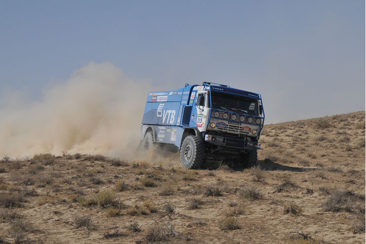 Silk Way Rallye 2009