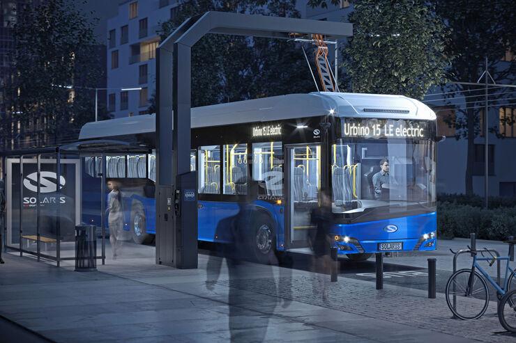 Solaris Urbino 15 LE electric 2020