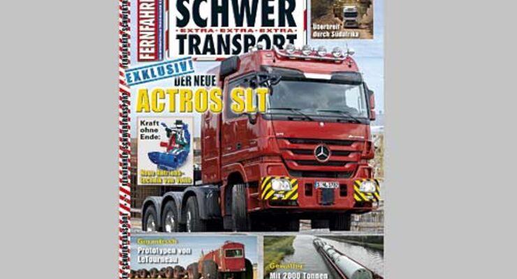 Sonderheft FERNFAHRER Schwertransport 2008