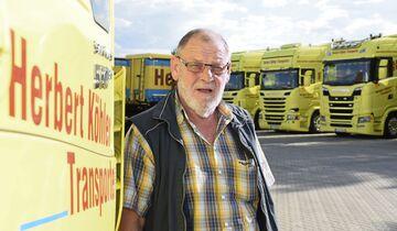 Spedition Herbert Köhler Transporte, FF 10/2018.