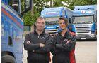 Spedition Hövelmann Fahrertrainer Chefs Rees Elvis-Studie Fuhrparkleitung Dispo Scania Azubi GEspräch Steckbrief Einbauschränke Bett Umschlag