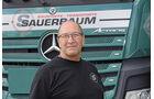 Spedition Sauerbaum, Porträt FF 10/2020, Actros, Zeche Zollverein, Kippsattel, Sattelkipper.