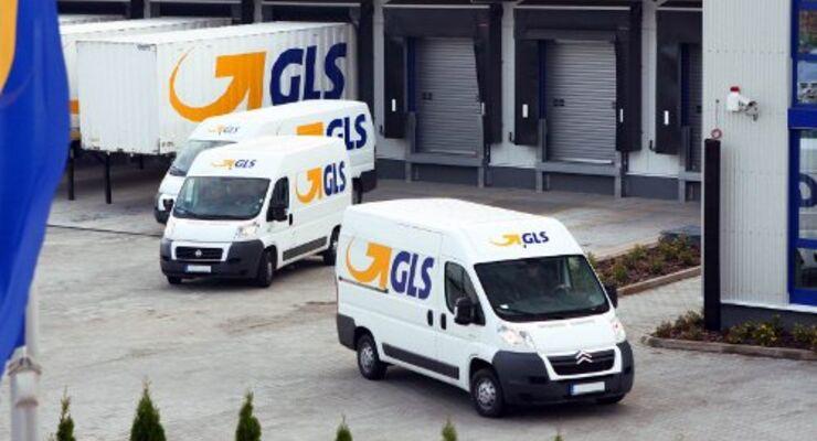 Startschuss für Öko-Depot von GLS