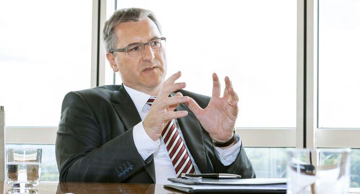 Stefan Kölbl, Vorstandsvorsitzender Dekra
