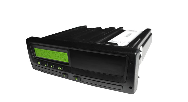 Stoneridge Digitacho Digitaler tachograf SE5000 exakt Duo