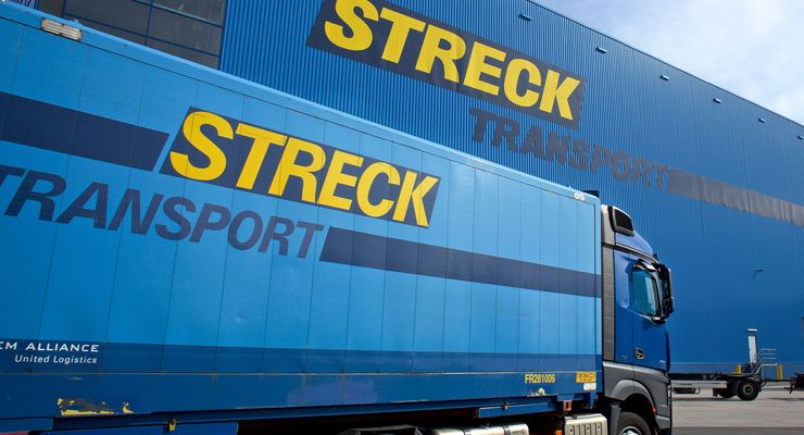 Streck Transportgesellschaft in Freiburg