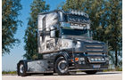 "Supertruck, Scania Hauber """"The Prohibition"""", Road Train"