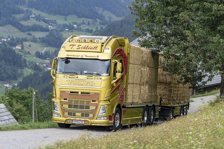 Supertruck Volvo FH 540 Schlintl