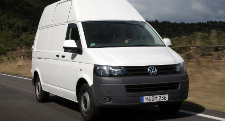 T5: VW bietet Sicherheitspakete