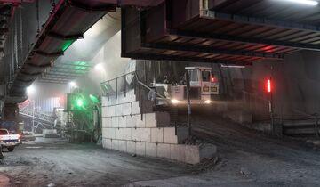 Tatra Phönix, Brennerbasistunnel, Koren Erdbau, FERNFAHRER 2/2020.