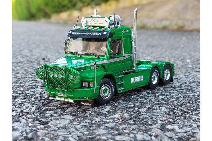 Tekno Rüssel Truckshow 2020