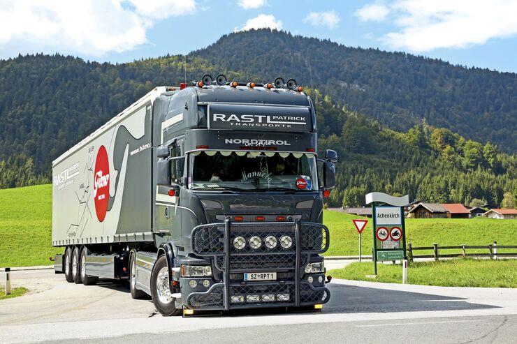 Tekno-Truck Patrick Rastl, Scania, Supertruck FF 1/2019