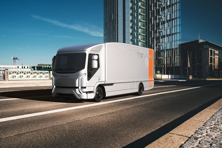 Tevva Truck