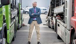 Thomas Zernechel Leiter Konzernlogistik Volkswagen