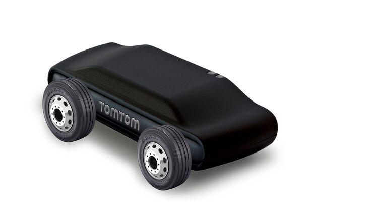 TomTom heißt jetzt Webfleet Solutions und gehört zu Bridgestone