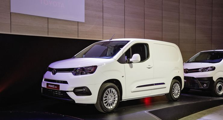 Toyota Proace City (2020)