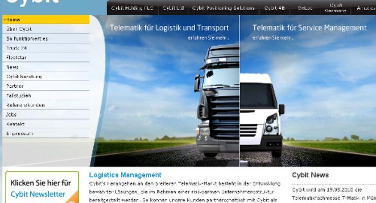 Truck 24 heißt jetzt Cybit