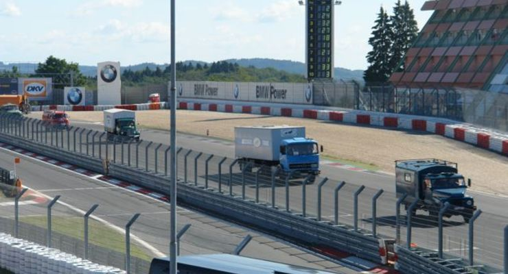 Truck-Grand-Prix, Truck Race, Lkw, Nürburgring, Oldtimer