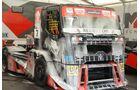 Truck-Grand-Prix, Truck Race, Lkw, Reparaturen, Fahrerlager, Renault