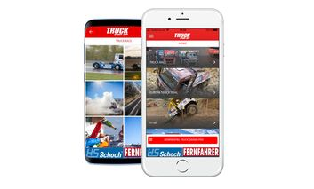 Truck Sport App