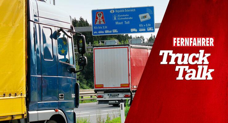 Truck Talk Folge 5 Grenzüberschreitung