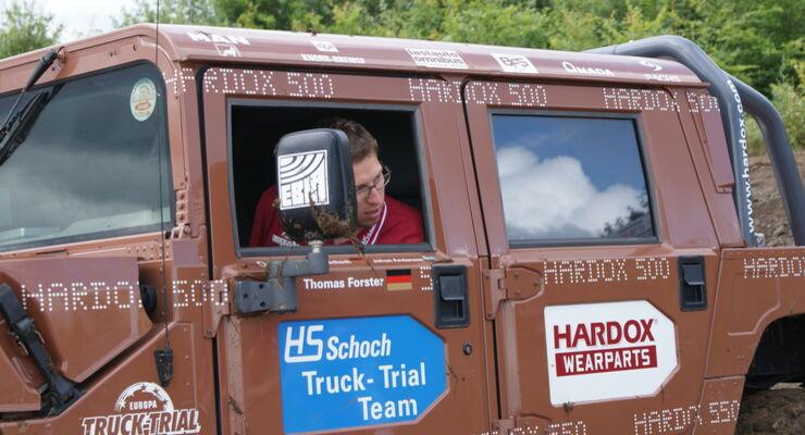 Truck Trial Nürburgring 2009