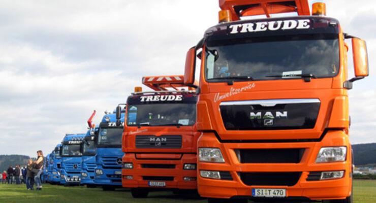 Trucker- und Familienfest im Siegerland