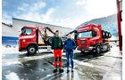 Truckjob Rundholz-Fahrer