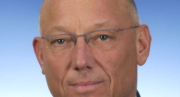 Udo Hitzmann, Werkleiter VW Nutzfahrzeuge
