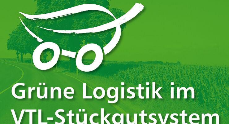 VTL, Logo, Gruene Logistik